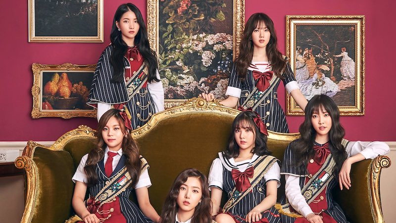 Update: GFRIEND Stuns In Posters For First-Ever Solo Concert