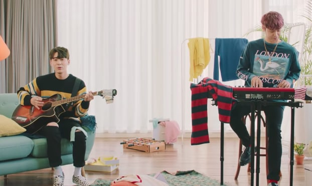 """Watch: Nick & Sammy Say They're Nothing """"Without You"""" In Cute Comeback MV"""