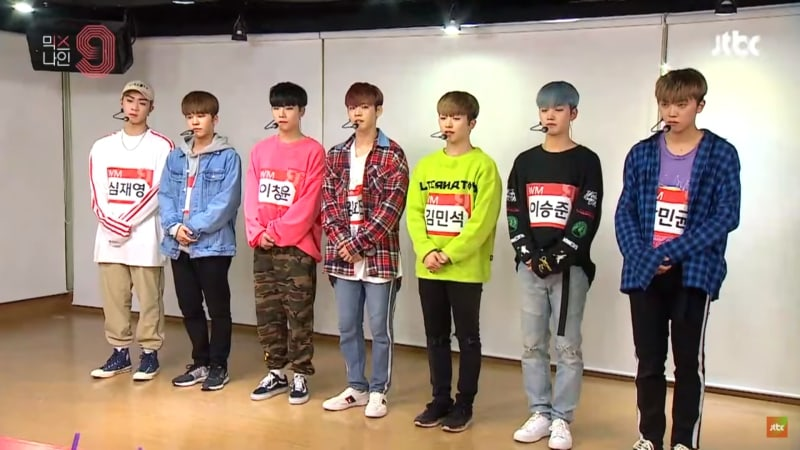 """Watch: ONF Performs In Front Of Yang Hyun Suk For The First Time In """"MIXNINE"""""""