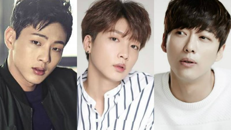 Ji Soo, Jeong Sewoon, Namgoong Min, And More To Attend 2017 Asia Artist Awards