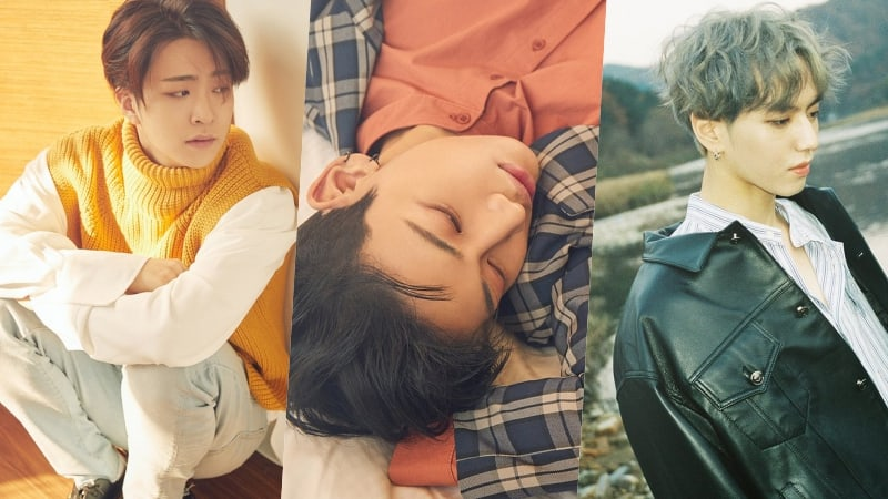 "Update: GOT7's Youngjae, BamBam, And Yugyeom Feature In ""7 For 7"" Present Edition Teaser Photos"
