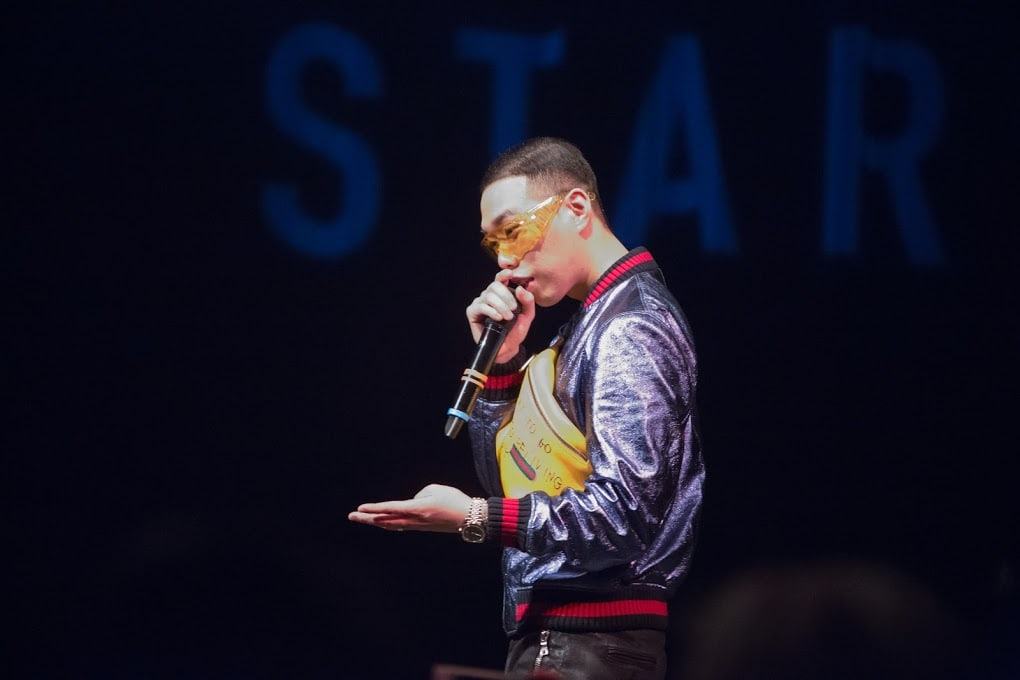 """BewhY Inspires With Candid Talk And Jaw-Dropping Performances During His US """"The Blind Star"""" Tour"""
