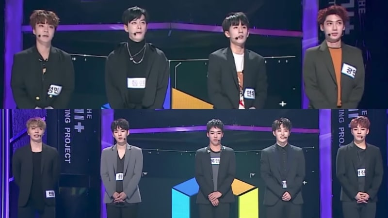 "Watch: Boyfriend And 100% Audition On ""The Unit"" For Another Chance At Fame, With Unexpected Results"