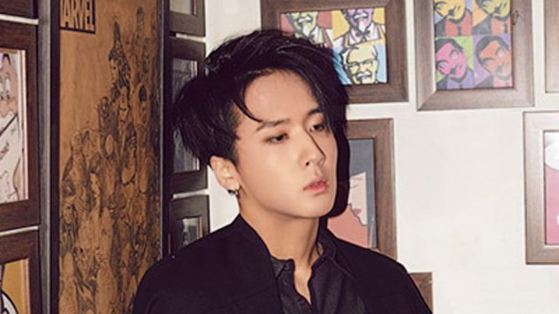 "Listen: VIXX's Ravi Drops New Mixtape Track ""Alcohol"""