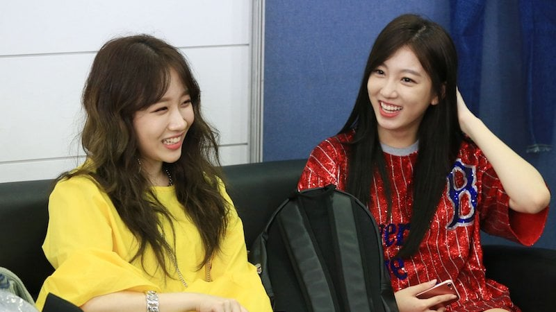 "Watch: Euna Kim And Lee Suji Open Up About The Ark's Disbandment And Perform On ""The Unit"""