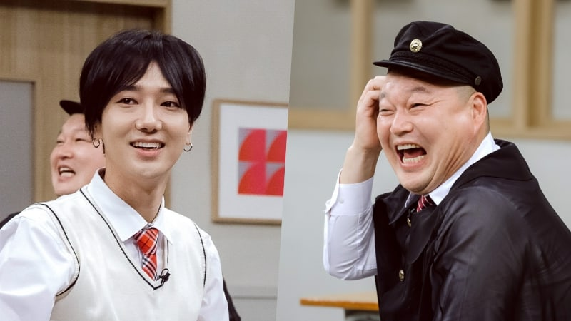 Super Junior's Yesung Reveals Why He's Scared Of Kang Ho Dong