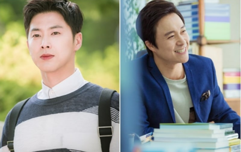 "TVXQ's Yunho And Choi Dae Chul Will Be Two Different Ladies' Men In ""Melo Holic"""