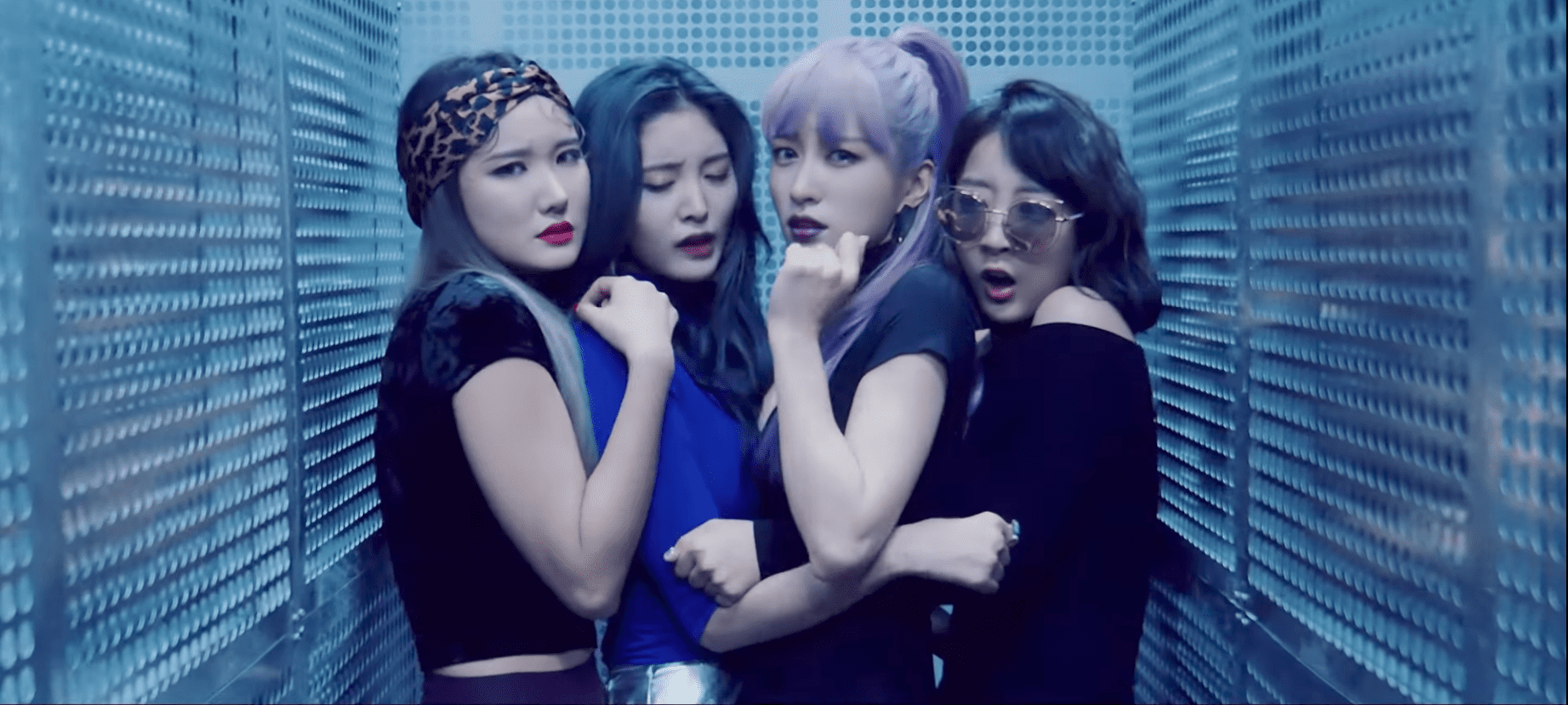 "Watch: EXID Gives You Chills In MV Teaser For ""DDD"""