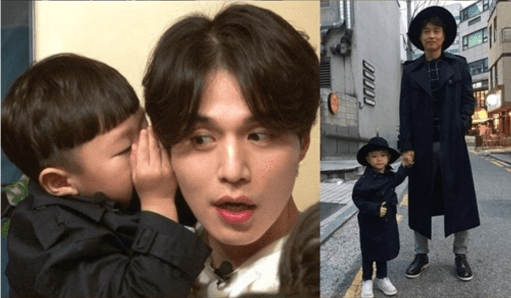 "Si An Reunites With Lee Dong Wook For Revenge Against His Dad On ""The Return Of Superman"""