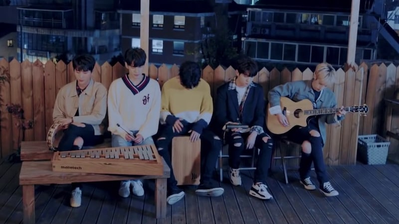 """Watch: DAY6 Sings About Feeling """"All Alone"""" In MV For November Release Of Monthly Project"""