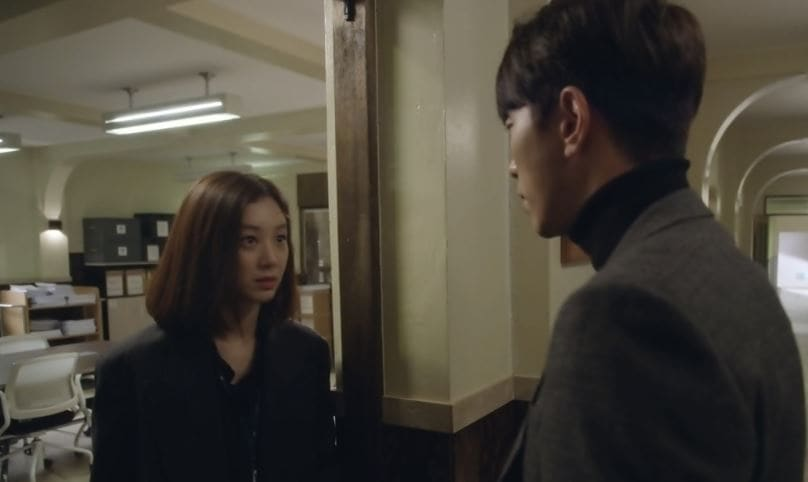 "Jung Ryeo Won And Yoon Hyun Min's Relationship Takes A Cold Turn In New ""Witch's Court"" Stills"