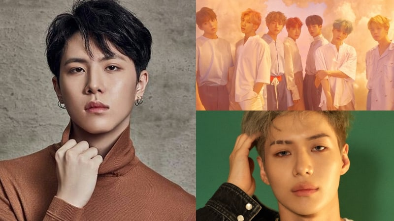 JBJ's Kim Dong Han Selects BTS And Taemin As Artists He Wanted To Meet The Most