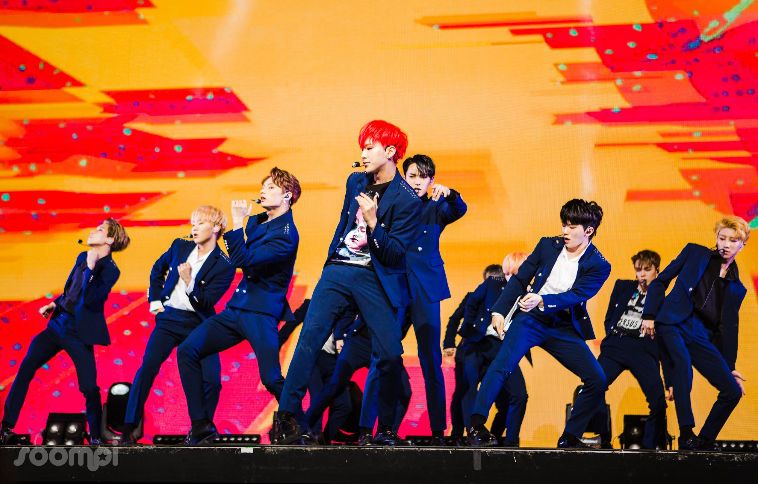 "Exclusive: SEVENTEEN Changes The Game Up At Showcase For Powerful Comeback With ""TEEN, AGE"""