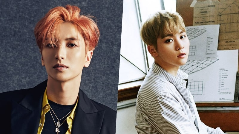Super Junior's Leeteuk Shares His Conversation With SEVENTEEN's Seungkwan About Making Comebacks At The Same Time