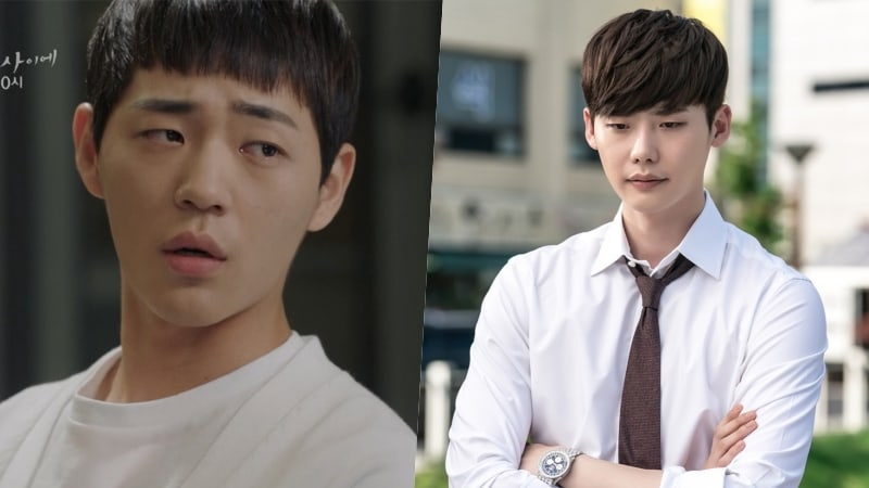 "Shin Jae Ha Asks Lee Jong Suk For Help In New ""While You Were Sleeping"" Stills"
