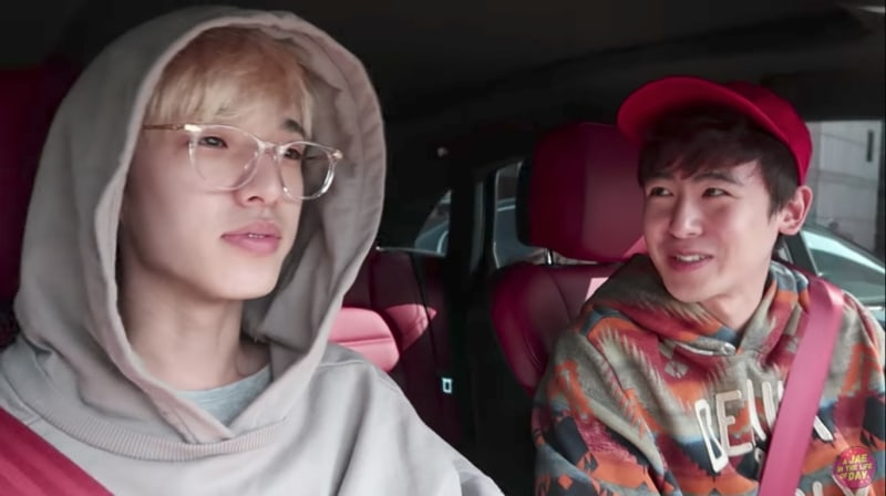 Watch: DAY6's Jae And 2PM's Nichkhun Answer Fans' Questions About GOT7's JB, Taecyeon, And More