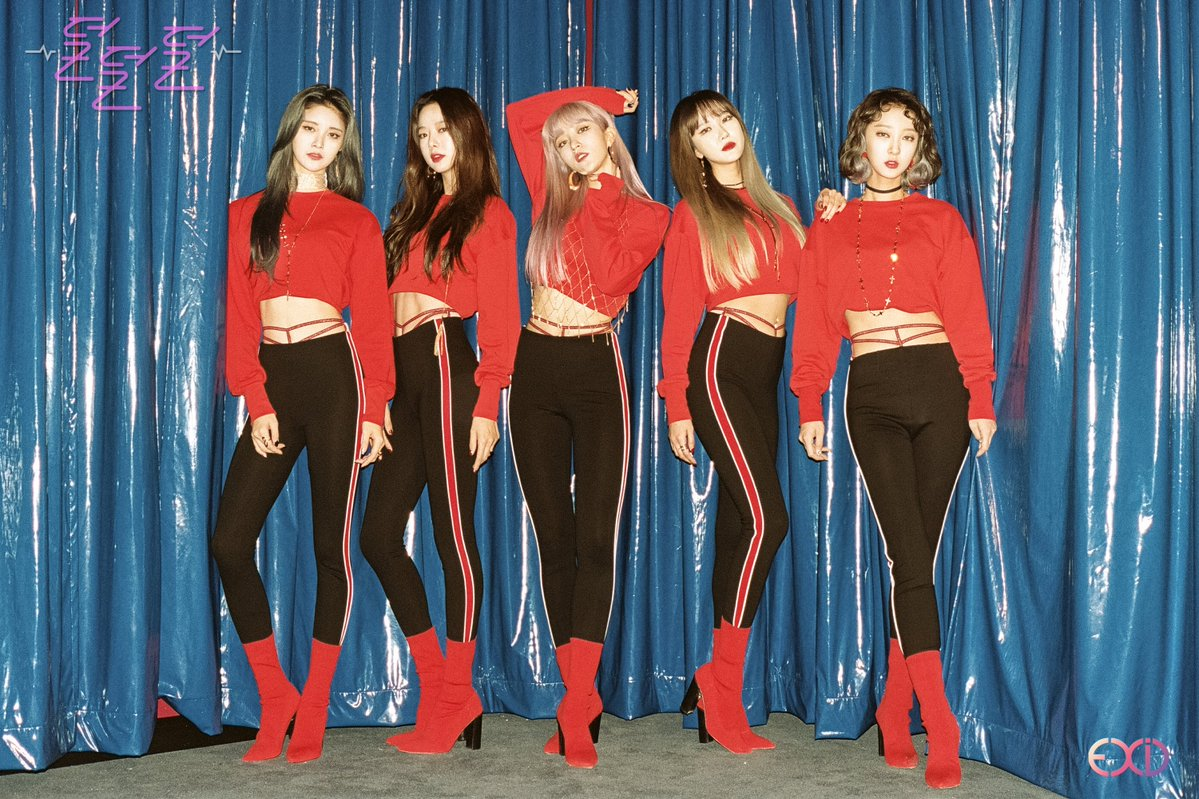 """EXID Releases Teaser For Next Track In """"Re:flower"""" Project"""