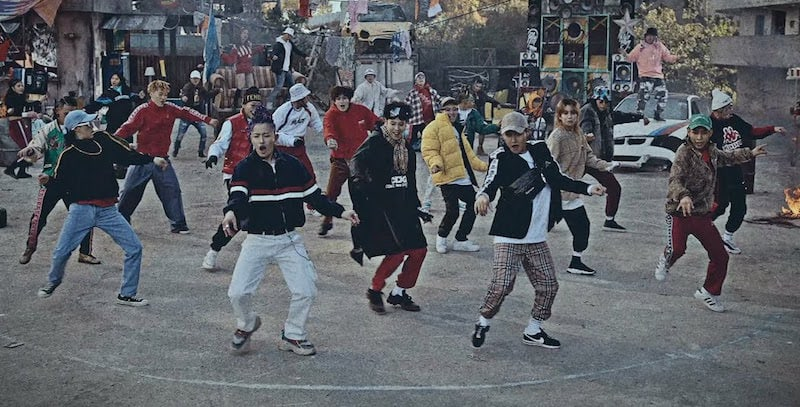 "Watch: Block B Busts Out Their Moves In ""Shall We Dance"" MV"