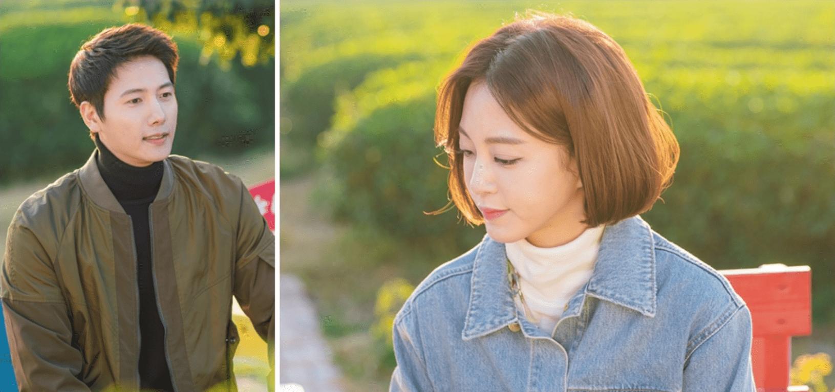 "Lee Sang Woo And Han Ye Seul Enjoy Sweet ""Honeymoon"" To Jeju Island For ""20th Century Boy And Girl"""