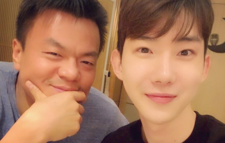 Former JYP Artist Jo Kwon Shares Selfie With Park Jin Young