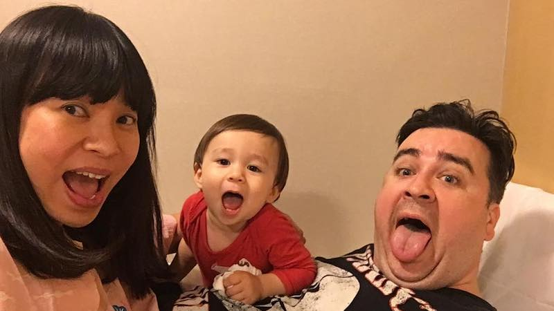 Sam Hammington And His Wife Welcome Second Child