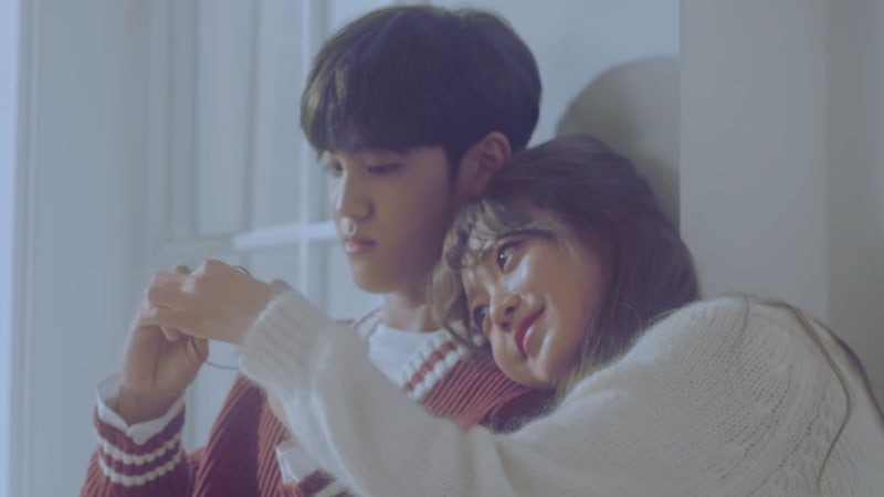 "Watch: Kim So Hee From ""Produce 101"" Makes Solo Debut With MV For ""SobokSobok"" Featuring Yezi"
