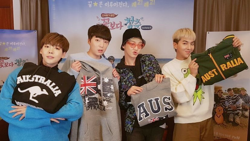 "WINNER's ""Youth Over Flowers"" Makes Strong Start With High Ratings"