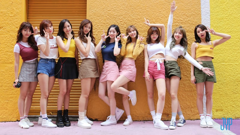 TWICE Becomes First Female K-Pop Artist To Top Both Of Billboard's World Charts
