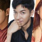 Lee Joon Gi, Lee Seung Gi, And Seo Eun Su To Attend 2017 Asia Artist Awards
