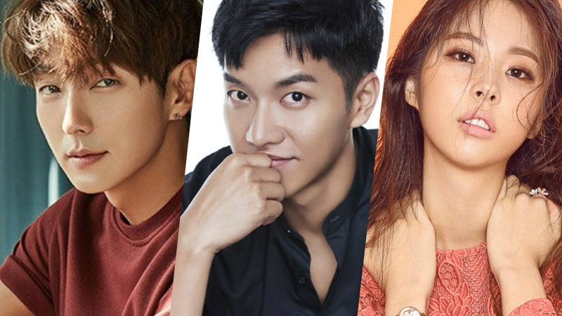 Lee Joon Gi, Lee Seung Gi, And Seo Eun Su To Attend 2017 Asia Artist Awards