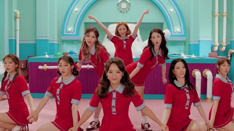 "Watch: gugudan Takes Over The ""Chococo"" Factory In Sweet Comeback MV"