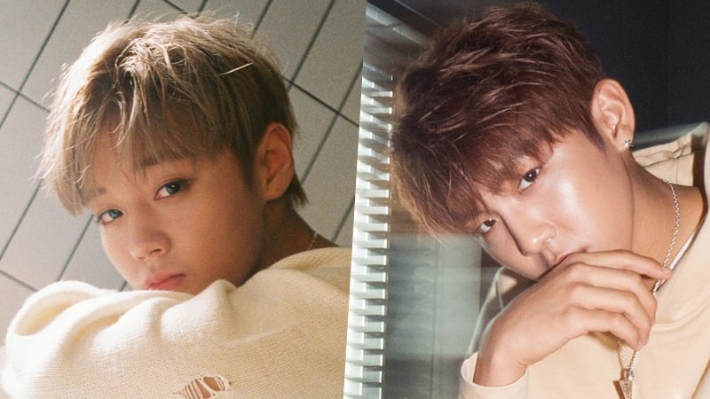 Wanna One's Park Ji Hoon And Park Woo Jin Reveal Differing Plans For College Entrance Exam