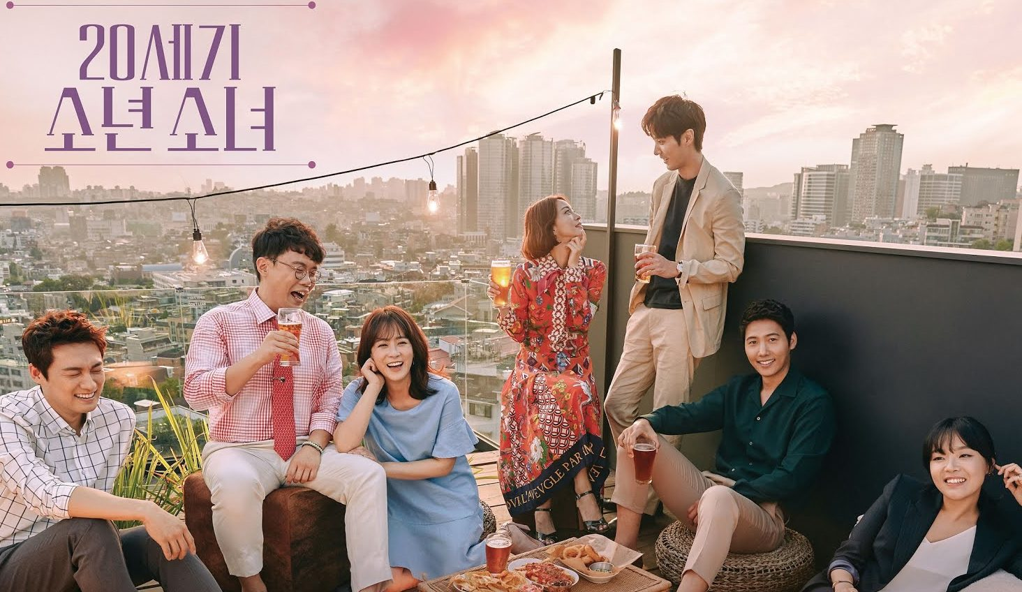 "4 Types Of Chemistry That Make ""20th Century Boy And Girl"" Worth Watching"