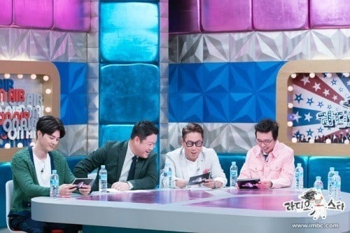 """Radio Star"" Responds To Reports That It Will Resume Filming"