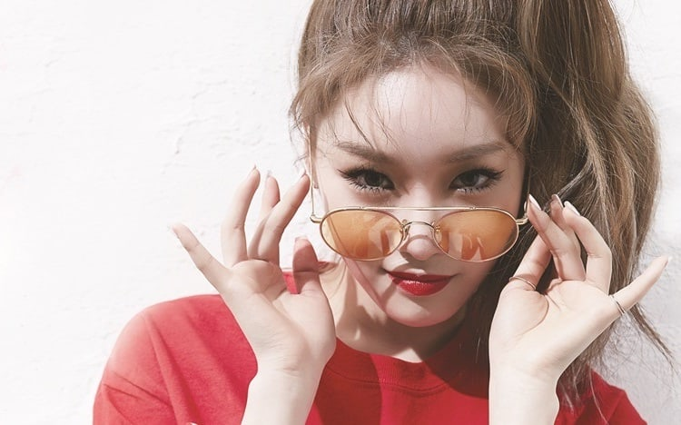 Kim Chungha To Star In Her First Reality Program As A Solo Artist