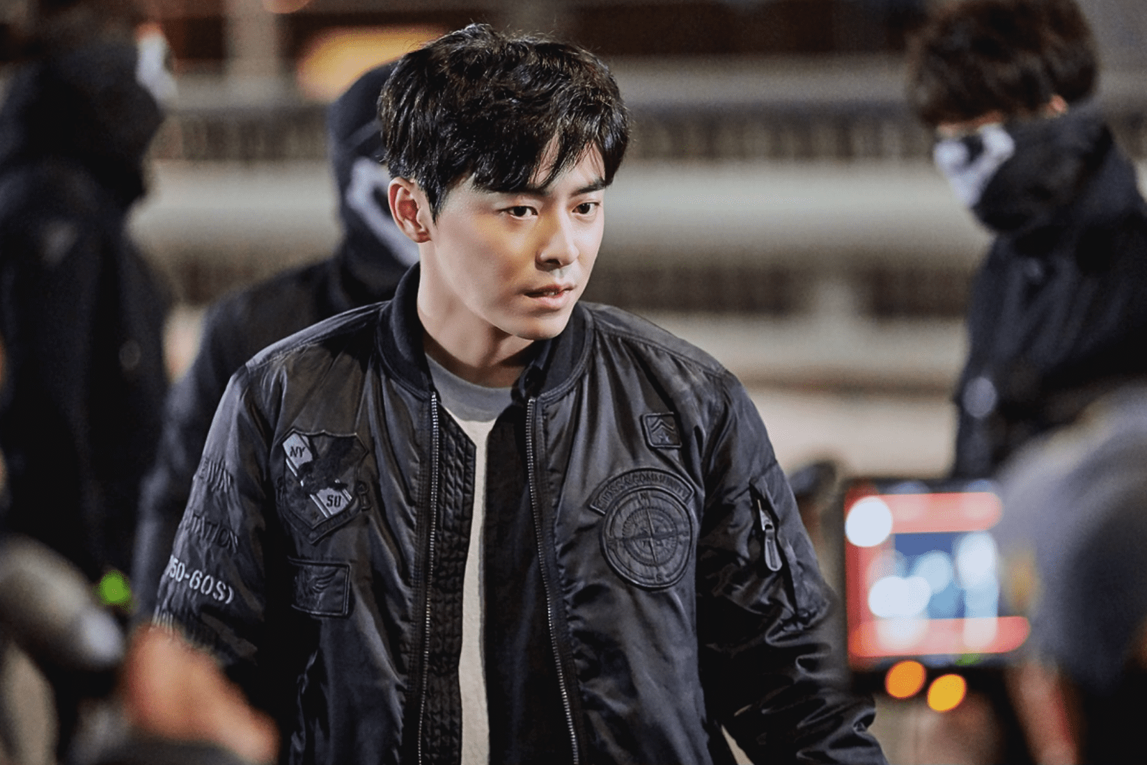 Jo Jung Suk Is Ready For Action In New Stills For Upcoming Drama With Girl's Day's Hyeri