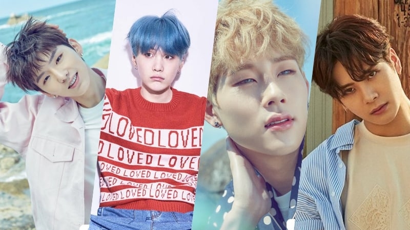 MONSTA X's Kihyun And Jooheon Talk About Their Friendships With BTS' Suga, GOT7's Jackson, And More
