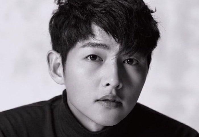 Song Joong Ki Confirmed To Attend 2017 MAMA In Hong Kong