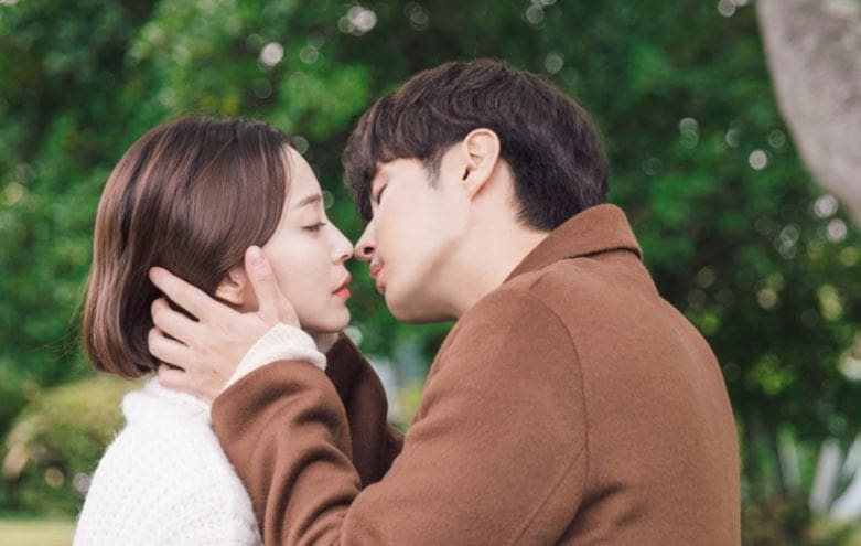 Han Ye Seul And Kim Ji Suk Pick Up The Romance In -1763