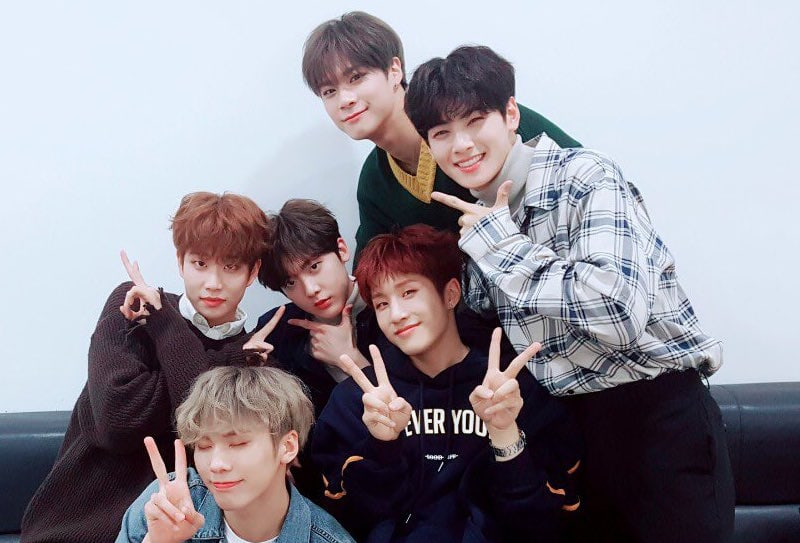 "ASTRO Reveals That ""Crazy Sexy Cool"" Was Originally A Solo Track For A Member"