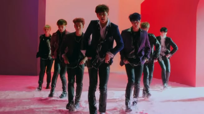 """Watch: VICTON Wants You To """"Remember Me"""" In MV Featuring Apink's Hayoung"""