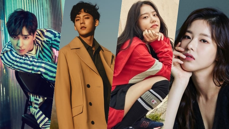 FTISLAND's Choi Jong Hun, BTOB's Lee Minhyuk, Kim Sohye, And Park Ha Na Confirmed As Leads For Web Drama