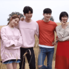 "Watch: Lee Jong Suk, Suzy, Yoon Kyun Sang, And Lee Sung Kyung Are Sweet And Relaxed On ""While You Were Sleeping"""