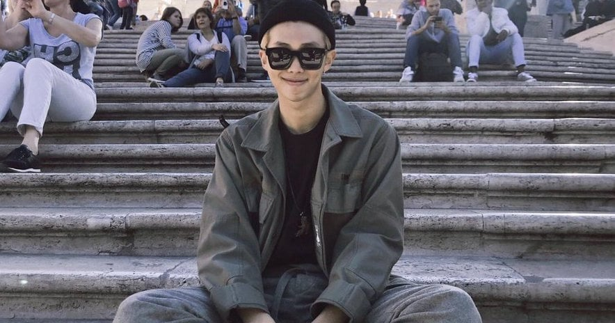 BTS's RM Talks About Films And Books With Fans