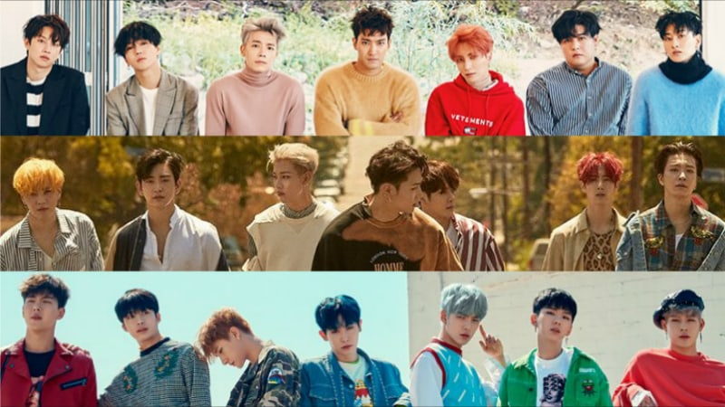 Super Junior, GOT7, And MONSTA X Added To 2017 MAMA Lineup
