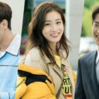 """""""Revolutionary Love"""" Releases Behind-The-Scenes Photos Of Hardworking Cast"""