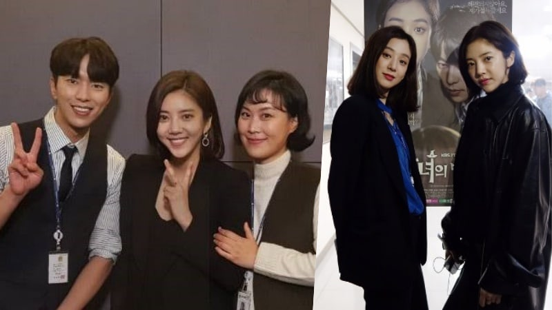 """Son Dam Bi To Make Cameo Appearance In """"Witch's Court"""" For Close Friend Jung Ryeo Won"""