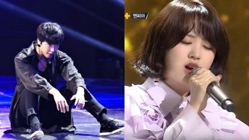 """Watch: Former SM Trainee Ji Hansol And Singer NC.A Impress Audience On """"The Unit"""""""