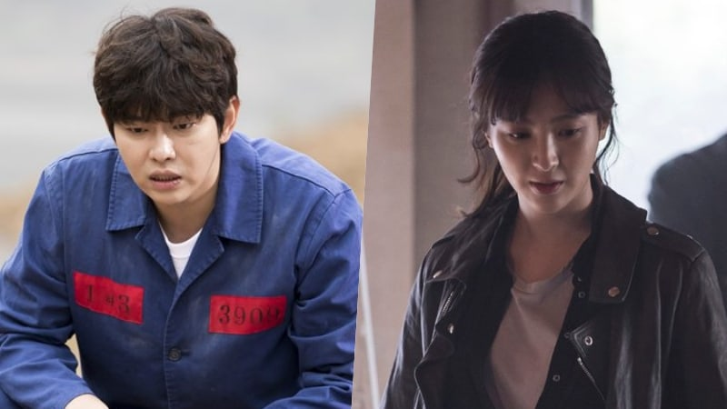 """Watch: Escaped Inmate Yoon Kyun Sang And Detective Jung Hye Sung Team Up For """"Oh, The Mysterious"""""""