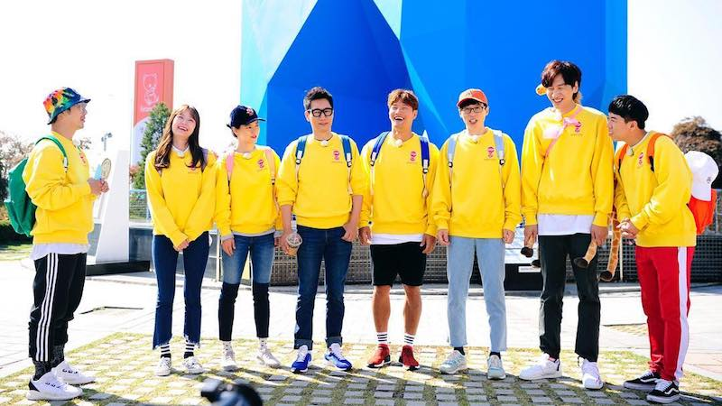 """""""Running Man"""" Soars To Double Digits In Ratings For First Time In 2 Years"""